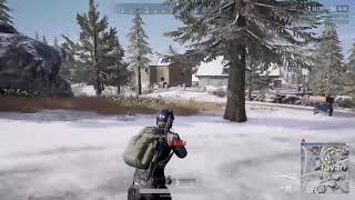 Winchester94 and 250-300 meter crossbow shot pubg xbox one x