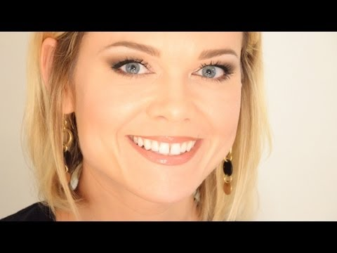 Makeup for hooded eyes - easy tips & tricks : )