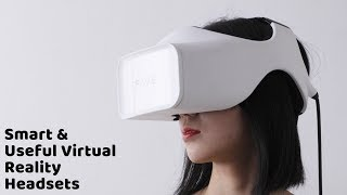 Smart & Useful Virtual Reality Headsets - Best VR Headsets