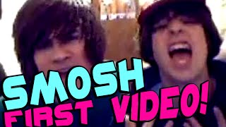 Smosh First Video EVER! | Youtubers First Videos Ever | Youtubers First Time