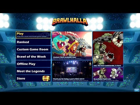 How to Change the Background Image in Brawlhalla