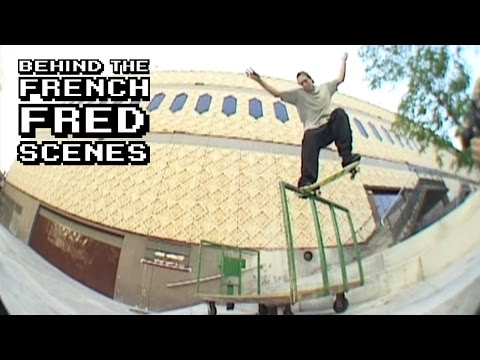 Behind the French Fred Scenes: Cale Nuske Part 2