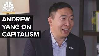 Andrew Yang On UBI And Human-Centered Capitalism