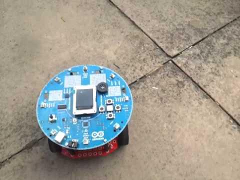 LEOBot – rear wheel drive