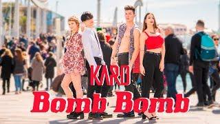 [KPOP IN PUBLIC]   KARD (카드) - BOMB BOMB (밤밤) Dance Cover [Misang] (One Shot ver.)