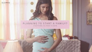So, You Want To Have A Baby | Glamrs Health