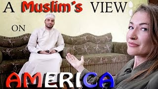 A Muslim's view on America and a solo female rider