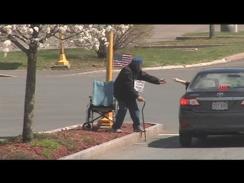 Worcester faces lawsuit from anit-panhandling group