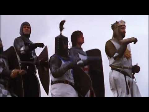 Monty Python's  The Holy Grail  The French Castle video