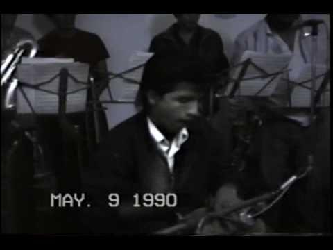 Raul Fiestas - Despedida con Manuel Leon y Orquesta de Magdalena