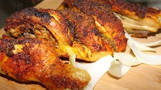 How to Get Juicy Baked Chicken in The  Oven