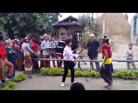 Nepali Deusi Bhailo Real Villages Dance video
