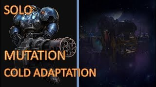 [Mutation #129] [Solo] Chilling Adaptation -  Tychus Solo (Brutal)