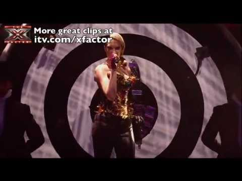 Kitty Brucknell - Sweet Dreams (Are Made of This) - The X Factor 2011 [Live Show 4]