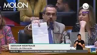 Explique os absurdos na Educação, ministro Weintraub!