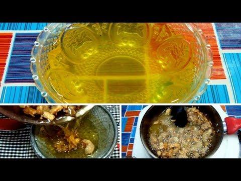 Cara Membuat Minyak Ayam Untuk Mie Ayam Harum Wangi