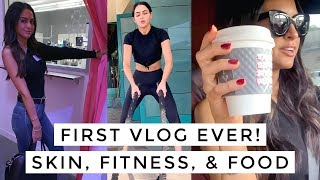 Vlog - 01 - My First Beauty Vlog | Dr Mona Vand