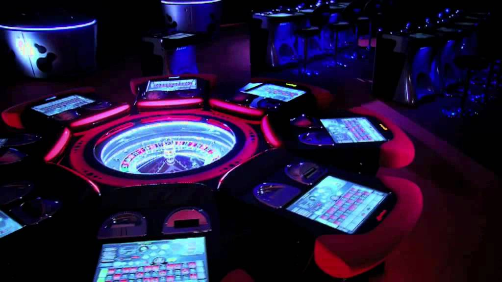 automated roulette