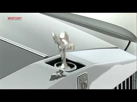 Rolls-Royce Phantom Saloon review - What Car?