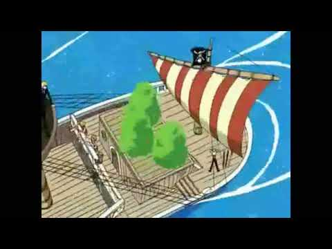 One Piece OP 3 - To The Light (Japanese) [HD]