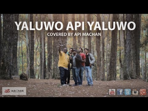 Yaluwo Api Yaluwo - Covered By Api Machan