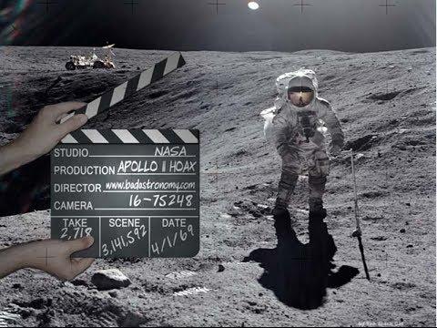 NASA Moon Hoax
