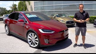 Is the Tesla Model X P90D as GOOD as YOU think?
