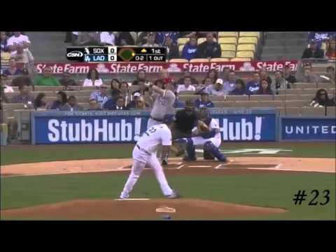 Adam Dunn 2012 Home Runs