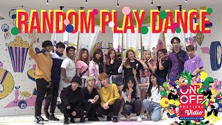 K-POP RANDOM PLAY DANCE AT ON OFF FESTIVAL 2019 , INDONESIA