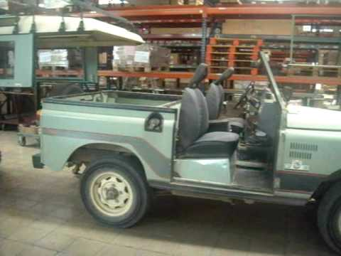 Land Rover Descapotat Cabrio Youtube