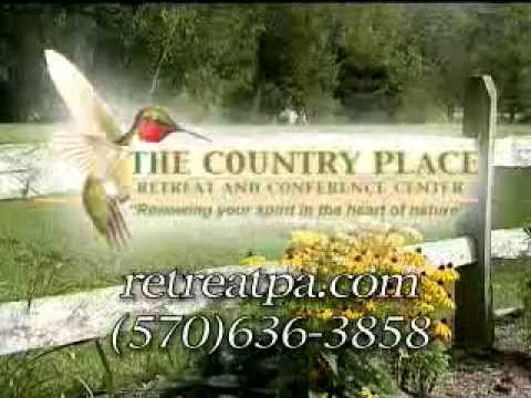 The Country Place Retreat & Conference Center-Stress Free Retreat Specialists