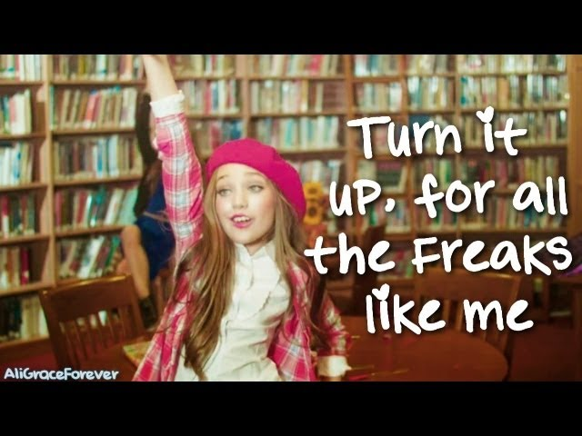 Freaks Like Me - Todrick Hall ft. Dance Moms Girls (Lyrics)