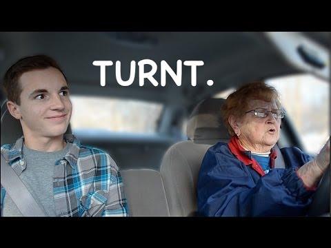 Teaching My Grandma Internet Slang