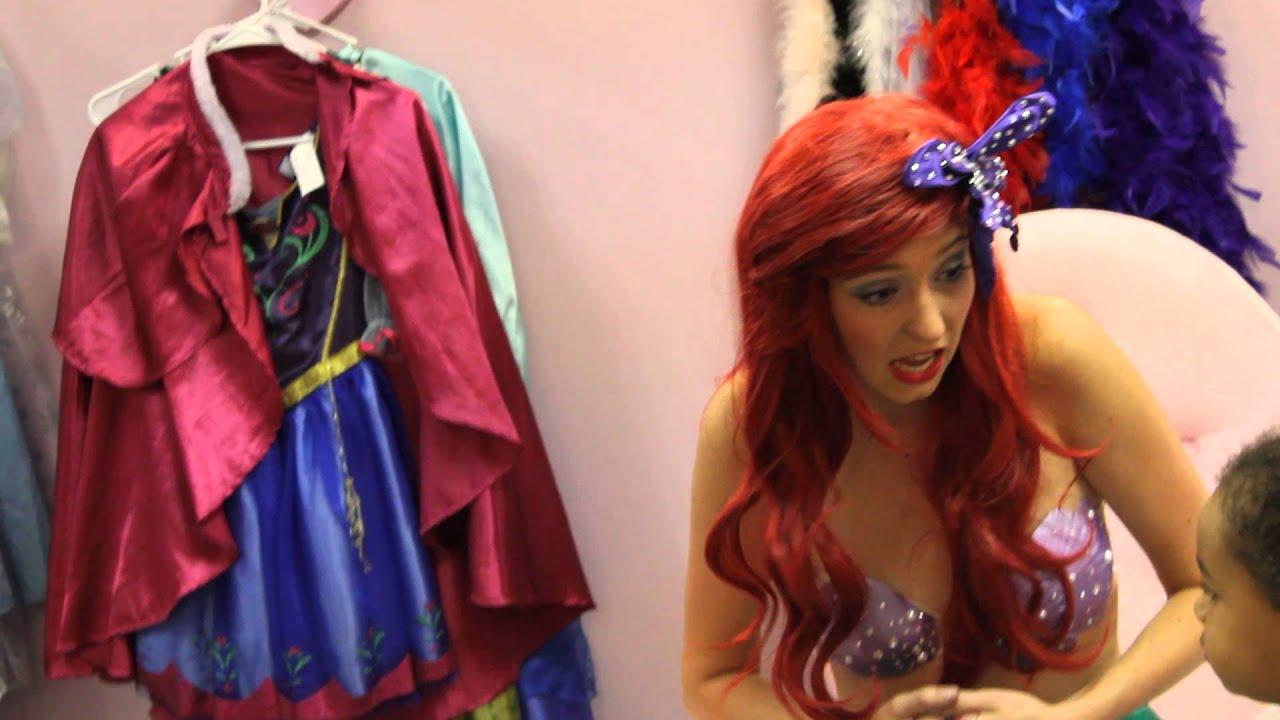 Princess Ariel Story Princess Story Time With Ariel