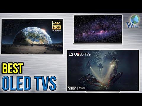5 Best OLED TVs 2017