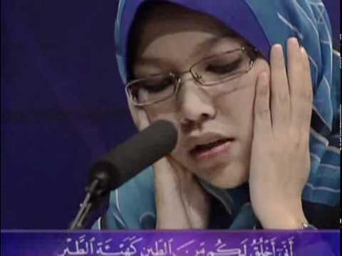 Qariah Amirul Shahida Md Noor [25Jun2010]