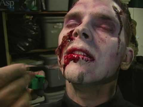Hectic Films Presents-How To Make a Zombie CHEAP