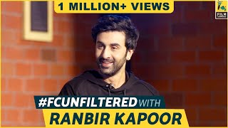 Ranbir Kapoor interview with Anupama Chopra | FC Unfiltered