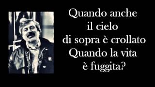 Watch Francesco Guccini Canzone Per Unamica video