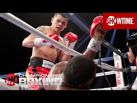 Recap: Broner vs. Maidana - SHOWTIME Boxing