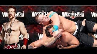 Major WWE Backstage WRESTLEMANIA 31 Report On John Cena Rusev & Sheamus WWE Return Plans