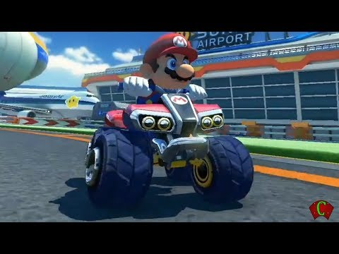Mario Kart 8 Gameplay 2014 Trailer (Roslina)【HD】