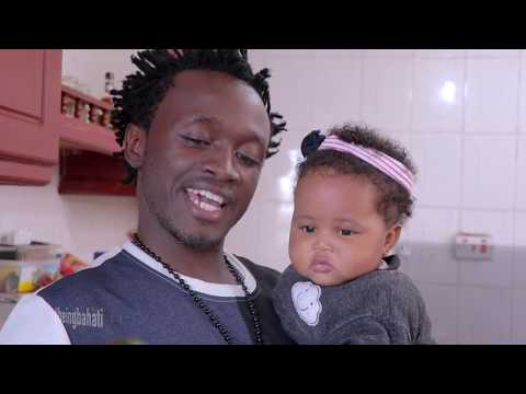 BEING BAHATI S1 (Episode 9)- Diana Leaves Baby Heaven in the hands of Bahati