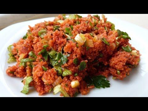 Салат с булгур рецепт | рецепт салата