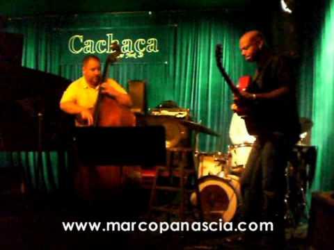 Marco Panascia Mark Whitfield: Invitation solo jazz bass