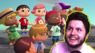 Animal Crossing New Horizons Reaction!!