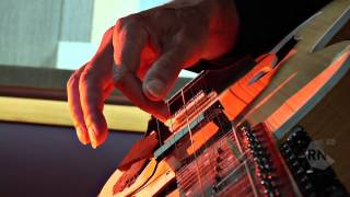 Harry Manx explains how to play the Mohan Veena [HD] The Inside Sleeve, ABC Radio National