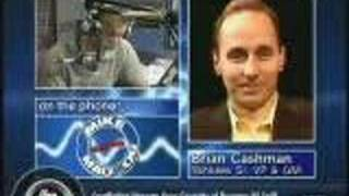 Chris Russo (Mad Dog) vs Brian Cashman Pt. 1
