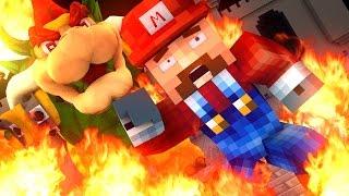 Minecraft | FIRST PERSON SUPER MARIO CHALLENGE - Mario Mod Level 2!