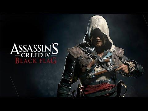 Assassin's Creed IV Black Flag - Derrubando um Navio Lendário - Gameplay